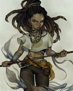 Post with 2333 votes and 131564 views. Tagged with art, fantasy, dnd, dungeons and dragons, fantasy art; Fantasy art dump - D&D Character Inspiration Black Girl Art, Black Women Art, Black Art, Art Girl, Character Inspiration Fantasy, Story Inspiration, Arte Black, Loish, Art Et Illustration