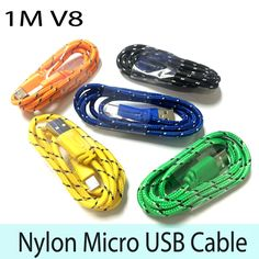 Find More Mobile Phone Cables Information about Hot 3ft/1M Durable Braided Micro USB Cable Coiled Charger Data Sync Cable Cord For Samsung Galaxy Cell phones 8 Colors Available,High Quality cable tag,China cable wholesaler Suppliers, Cheap v8 grill from Just Only on Aliexpress.com