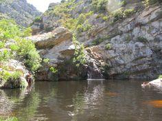 Crystal Pools Hike in Gordon's Bay