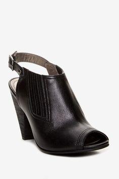 Tesori   Chopsling Slingback High Heel Shoe