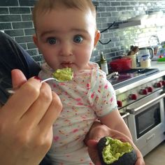 First Baby Food Ideas | Molly Sims
