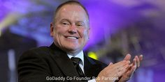Insane GoDaddy CEO Bob Parsons was last seen in Internet Outrage Land killing and butchering an elephant in Africa. But that's nothing compared to the nerd backlash sparked by his company's support of the Stop Online Piracy Act. Business Intelligence, Hollywood Actor, Billionaire, Comedians, Life Lessons, Einstein, Take That
