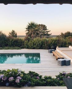 "Paper Architecture on Instagram: ""Via @yoliandotis_travel I Portugal 🇵🇹 I…"" Paper Architecture, Architecture Design, Water Element, Dream Pools, Grand Designs, Slow Living, Garden Bridge, Beautiful Gardens, Beautiful Images"