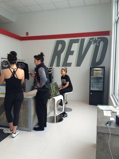 REV'D Indoor Cycling in Dedham, MA