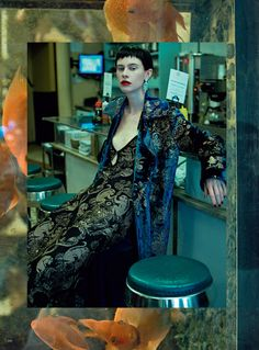 Sofia Sanchez & Mauro Mongiello - Harper's Bazaar Germany