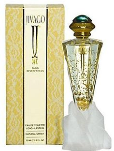 Jivago 24K by Ilana Jivago for Women - 2.5 Ounce EDT Spray (Pack of 7) Introduced in 1995. Fragrance notes: a womanly blend of luxurious florals, very romantic.  Read more http://cosmeticcastle.net/jivago-24k-by-ilana-jivago-for-women-2-5-ounce-edt-spray-pack-of-7/  Visit http://cosmeticcastle.net to read cosmetic reviews