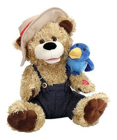 Take a look at this Pete & Tweet Musical Duet Plush Toy on zulily today!