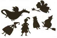 Printable Shadow Puppets   Munchkins and Mayhem