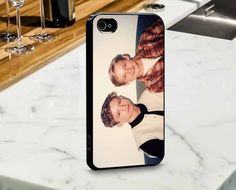 Justin Timberlake and Ryan Gosling for iPhone and by mulailagi