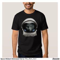 Space Helmet Astronaut Cat