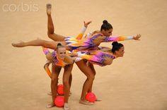 Rhythmic Gymnastics London Olympics