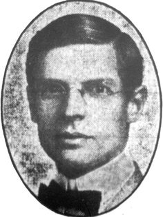 Stephen Blackwell....The son of a Jersey state senator, he died on the Titanic with traveling partner Washington Roebling.