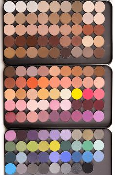 Discover these mac makeup collection Pic# 3566 Nyx Eyeshadow Palette, Mac Cosmetics Eyeshadow, Eyeshadow Basics, Makeup Cosmetics, Makeup Eyeshadow, Eyeliner, Mac Makeup Looks, Best Mac Makeup, Latest Makeup