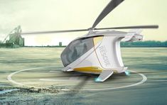 Phoenix rescue helicopter concept