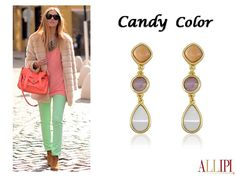 Trend Candy Color