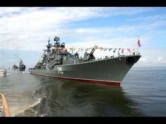 Бой в котором российские военные корабли разбили в пух и прах американск...