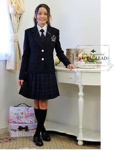 School Uniform Store, School Uniform Outfits, School Girl Outfit, Girl Outfits, Cute Outfits, Uniform Ideas, Young Girl Fashion, Prep School, Girls Uniforms