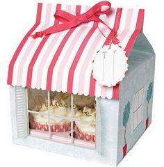 cupcake box, cupcake, cupcake carrier, cake