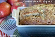 | Cardamom Spiced Apple Bread ~ Gluten Free | http://www.glutenfreemama.com