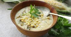 Check out this article from The Detroit News:  Corn chowder and sunflower seeds is a winning combo  http://detne.ws/1MBbKjk