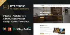 Interrio - Architecture & Interior design Joomla Template ⠀ Interrio – Architecture & Design Joomla template is a clean, minimal and powerful Joomla template, it is the best solution for interior design, furniture design, architect office or a modern re... ⠀ # #cmsthemes #decor #ecommerce #homedecor #j2store #joomla #joomlabuff #onlineshop #pagebuilder #themeforest #architect #architecture #business #interiordesign #interior #corporate #creative #responsive #lifestyle Interior Design Help, Interior Design Services, Theme Template, Modern Website, Joomla Templates, Responsive Layout, 404 Page, Inside Design, Master Bedroom Design