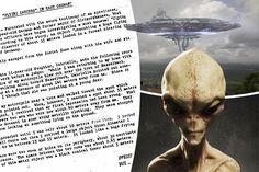 Maior do que Roswell: Documentos secretos da CIA revelam encontros com OVNIs / UFOs