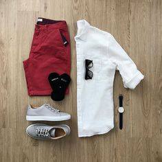 Great summer outfit #summerstyle #menswear
