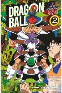 Dragon Ball color Freezer nº 02 - 05