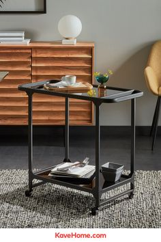 Mesa auxliar Duilia 75 x 35 cm Table, Furniture, Metal Industrial, Design, Home Decor, David, Products, Iron Furniture, Tv Unit Furniture