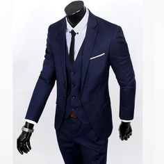 new arrived gentleman stlye 9 color elegant hot sale suit men's suit man blazers factory price Terno Casual, Terno Slim, Casual Suit, Wedding Dress Suit, Dress Suits, Wedding Suits, Wedding Blazers, Dress Man, Party Dress