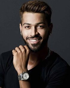In 11 October 1993 Hardik Pandya was born in Surat, Gujarat. Hardik Pandya is a tremandus All-rounderwho plays for Indian national team, Baroda in domestic cricket and Mumbai Indians in the Indian Premier League (IPL). India Cricket Team, World Cricket, Icc Cricket, Cricket Sport, Mumbai Indians Ipl, Ms Dhoni Wallpapers, Virat Kohli Wallpapers, Cricket Wallpapers, Sachin Tendulkar