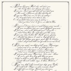 Copperplate (or Engrossers Script) upper case letters from