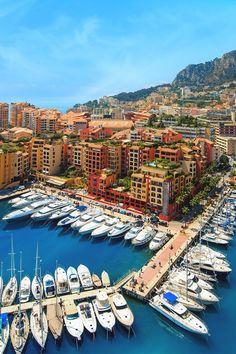 "italian-luxury: "" Valet Parking, Monaco """