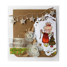 Marianne Design Craftables Die - Stars Garland CR1280 < Craft Shop   Cuddly Buddly Crafts