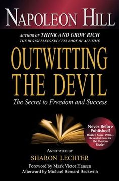 Click here to read our Outwitting The Devil – Book Review http://www.brianandfeliciawhite.com/outwitting-the-devil-book-review/