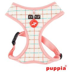 Puppia Tot harness at www.ilovepugs.co.uk  post worldwide