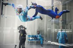 A first time flyer enjoying Aerodium Slovenia. First Time Flyer, Indoor Skydiving, Online Collections, Slovenia, Fun, Photos, Life, Pictures, Cake Smash Pictures