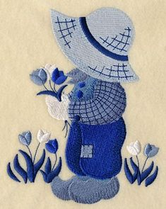 ** Little Dutch Boy Fisherman Fred Block Of The Month Pattern Used As Applique Quilt Boys Quilt Patterns, Applique Patterns, Applique Designs, Quilting Designs, Embroidered Quilts, Applique Quilts, Embroidery Applique, Machine Embroidery Projects, Free Machine Embroidery Designs
