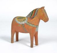Collector's horse nr 7  Angel