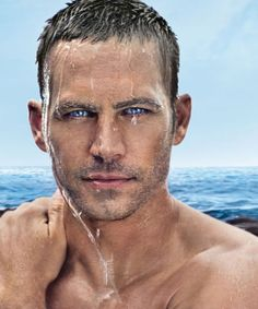 Paul Walker - those eyes