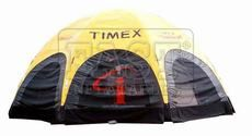 Inflatable Tent 23Inflatable Tent 23  Model No: E8-025 	Brand Name: East  Place of Origin: China 	Size(Feet):40ft(L)×40ft(W)×20ft(H)  Weight: Kg 	Size(Meter): 12m(L)×12m(W)×6m(H)