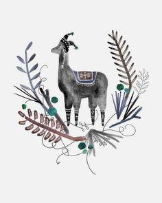 Katie Vernon illustration