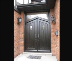 Image result for double doors exterior