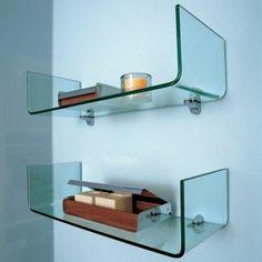 20 Best Bathroom Glass Shelf Images Glass Shelves Glass Bathroom Glass