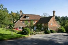 The real-life house, Cotchford Farm, that was the backdrop of Winnie the Pooh in England was listed.