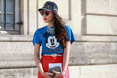7e3d889bae33 disney chic Disneyland Outfits, Disney Outfits, Street Style Looks, Disney  Style, Girl