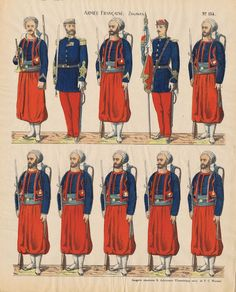 Soldatini di carta. r. ackermann no. 154 French Army. zouaves F-wissembourg | Arte y antigüedades, Objetos antiguos y juguetes, Juguetes antiguos | eBay!