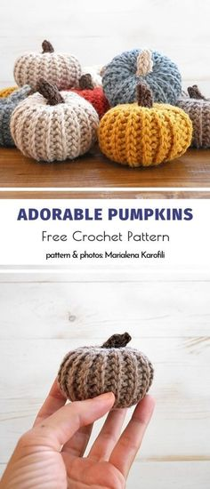 FALL Pumpkin Festival Placemat Set//Decor//Crochet Pattern INSTRUCTIONS ONLY