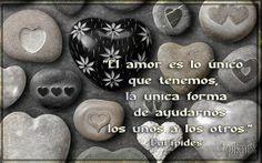 Frases de amor ~ La única manera ~corazones