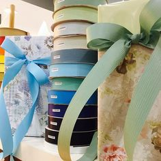 New 31mm Matte Curling Ribbons now available. Choose from a new range of beautiful new soft pastels. On show at Reed Gift Fairs Retail Quarter Melbourne.